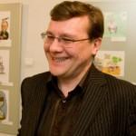 Kiri Gabrovosse tõi Bulgaaria naljapildid Narva näitusele