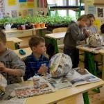 Illuka kooli klassid muutusid kasvuhooneteks