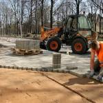 Tee-ehitus on täies hoos