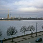 Päev Peterburis läheb kolme ette
