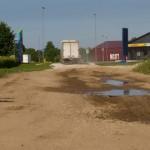 Jõhvi plaanib uue tee jaoks omanikelt maa võtta