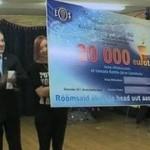 Kiviõli Keemiatööstus annetas lastekodule 20 000 eurot