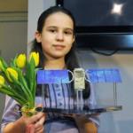 Kosmosesse saadetakse Eesti koolitüdruku Milena nimeline satelliit