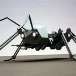 Jõhvi linnapilti ilmub hiiglaslik robotsipelgas