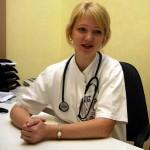 Tartu ülikooli lõpetanud arst tuli tagasi kodukanti