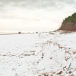 Ebareaalsed tingimused nurjasid Narva-Jõesuu rannahanke