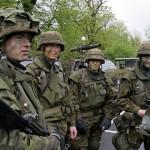 """""""Kevadtorm"""" toob relvastatud sõdurid linnatänavaile"""