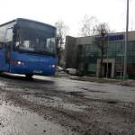 Kohtla-Järve piirkonna bussiliiklus ähvardab katkeda