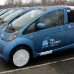 Esimesed elektriautod lähevad aprillis liikvele
