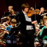 Jõhvis kõlas vaimustav Birminghami noorte sümfooniaorkester