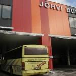 Jõhvi bussijaamale otsitakse ülalpidamisraha
