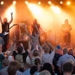 """Metsatölli mõuramised laiendasid """"Seitsme linna muusika"""" festivali piire FOTOGALERII"""
