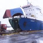 Sillamäe ja Ust-Luuga vahel hakkab käima parvlaev