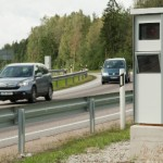 Kiiruskaamerad tuvastasid poolteise nädalaga üle 1000 rikkumise