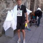 Tosin idavirulast läbis Tallinnas maratoni