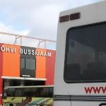 Autojuht ründas liinibussijuhti