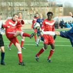 Ida-Viru klubide vahel käib armutu võitlus neljanda koha pärast