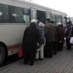 Bussijuht peab konflikti puhul pöörduma politseisse