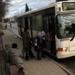 Bussides laiutavad narkomaanid
