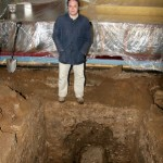 Põrandavahetuse käigus saadi kiriku kohta olulist lisateavet
