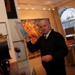 Arvo Aun paneb Art Allee Gallery uksed kinni