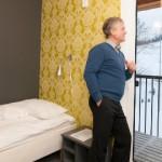 Tuhamäe hostel võtab vastu esimesi kliente