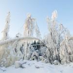 Jõhvis sündis talve külmarekord: -28,6 kraadi