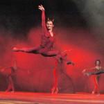 """Balletifestival toob Jõhvi moskvalaste """"Romeo ja Julia"""" ning """"Maailma loomise"""""""