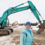 Kanalisatsiooni europrojekt raputab Kiviõli vanaproua maja