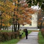 Kohtla-Järve pargis on lõhutud rohkem kui 60 laternat