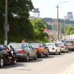 Vene turistide arv Narvas on paari aastaga kahekordistunud