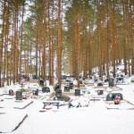 Minister: hauaplatse peab väljastama tasuta