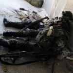 Afganistani suunduv Estcoy-16 harjutab Sirgalas