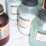 Jõhvis leiti hoonest vanu kemikaale