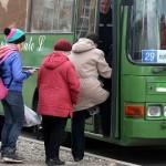 Kohtla-Järve bussidesse tulevad elektroonilised piletisüsteemid