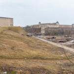 Narva jõeäärse puhkeala ehitus läheb lahti