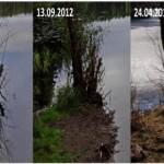 Kurtna järvede veetase alaneb