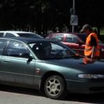 Parkimissõda Jõhvi südalinnas