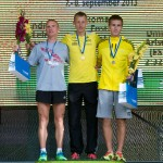 Aristov võitis maratonis pronksi