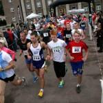 Jooksu- ja kõnnihuvilistele tuleb kolmepäevane pidu