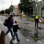Töötud asuvad kooli algul politseile appi