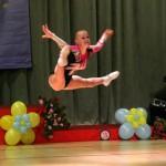 Võimlemisfestival tõi Kohtla-Järvele 400 sportlast