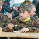 Isadepäev Narvas oli kaitseliidu nägu