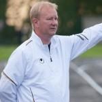 Romantilise jalgpalli usku treener