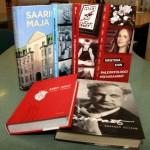 Virumaa kirjandusauhinnale on kaheksa pretendenti