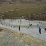 Rahvusvaheline lumelauavõistlus taandus soojakraadide ees