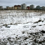 Kohtla-Järve tühermaade hoonestamise plaanid jooksid liiva