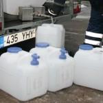 Oru joogiveele ajutist lahendust ei tule