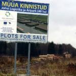 Jõhvi logistika- ja äripark alustab ehitust