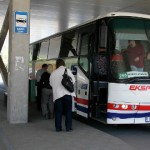 Bussijaama infopunkti tõmmatakse koomale
